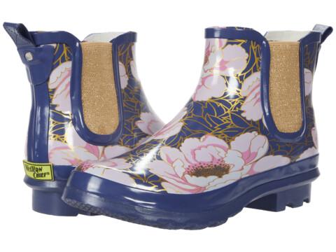 Incaltaminte Femei Western Chief Blushing Blooms Chelsea Boot Indigo