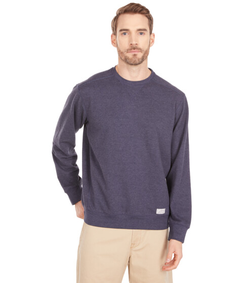 Imbracaminte Barbati Eddie Bauer Camp Fleece Crew Sweatshirt Midnight Heather
