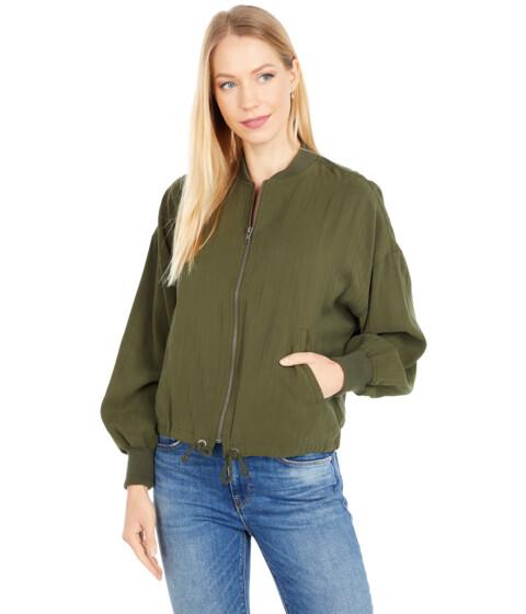 Imbracaminte Femei BB Dakota Great Escape Jacket Army Green