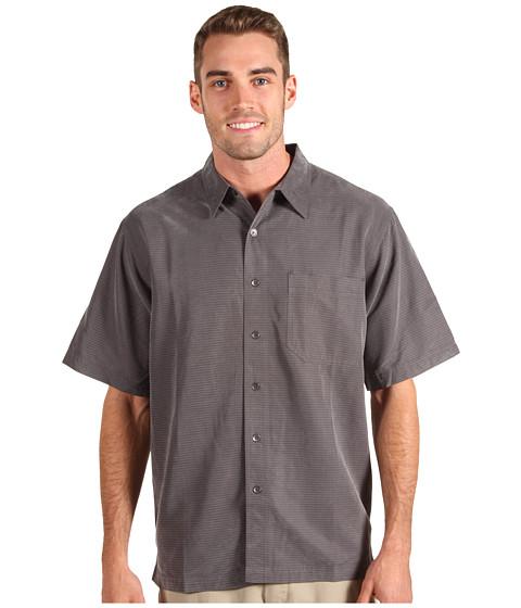Imbracaminte Barbati Royal Robbins Desert Pucker SS Shirt Obsidian