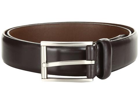 Accesorii Barbati Calvin Klein 31MM Belt Dark Brown