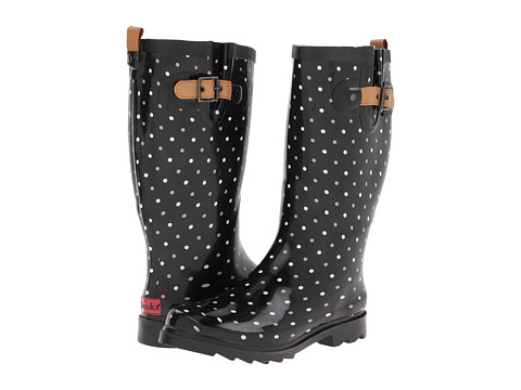 Incaltaminte Femei Chooka Classic Dot Rain Boot Black