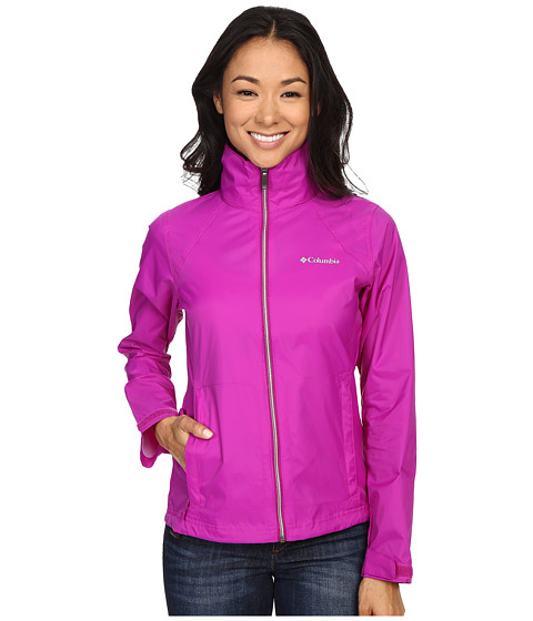 Imbracaminte Femei Columbia Switchbacktrade II Jacket Bright Plum