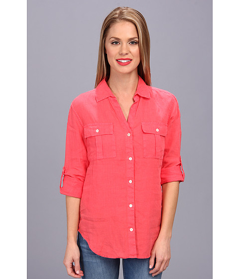 Imbracaminte Femei Tommy Bahama Two Palms Easy Shirt Paradise Pink