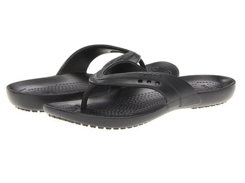 Incaltaminte Femei Crocs Kadee Flip-Flop Black