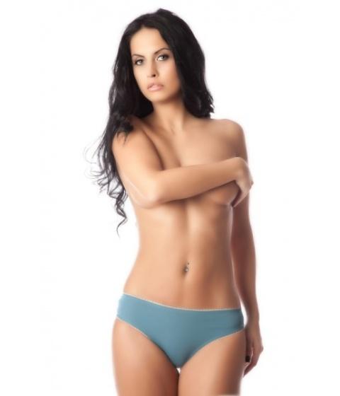 Imbracaminte Femei Loulou Chilot cu fese push-up Blue Jeans Blue Jeans