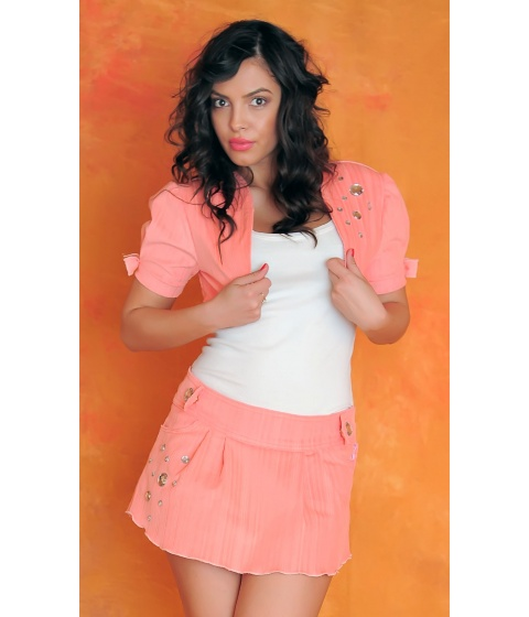 Imbracaminte Femei Sevy Fusta Pink Passion Universala