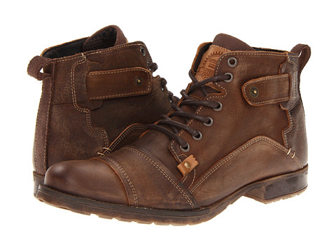 Incaltaminte Barbati Type Z Harvey Brown Leather