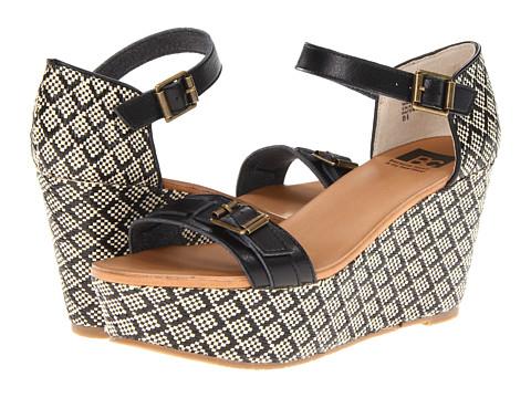 Incaltaminte Femei BC Footwear Salt and Pepper Black