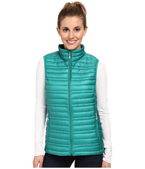 Imbracaminte Femei Patagonia Ultralight Down Vest Emerald