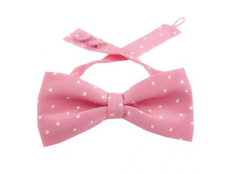 Accesorii Femei Tie Me Up Papion Pretty Woman roz Universala