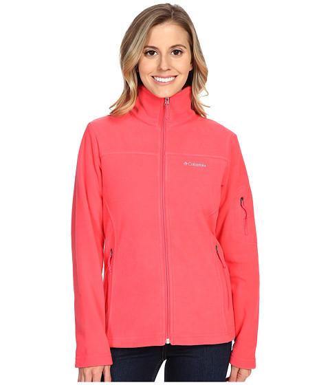 Imbracaminte Femei Columbia Fast Trektrade II Full-Zip Fleece Jacket Bright Geranium