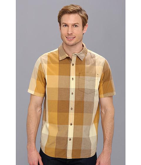 Imbracaminte Barbati Prana SS Brighton Shirt Buttermilk