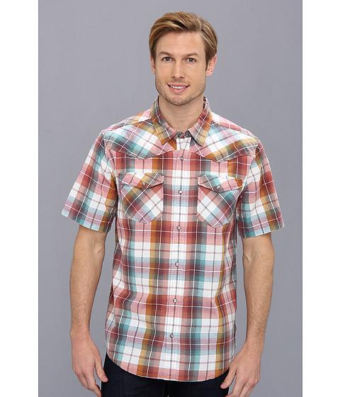 Imbracaminte Barbati Prana SS Hartman Shirt Raisin