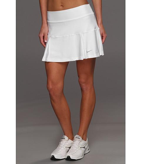 Imbracaminte Femei Nike Four Pleated Knit Skort WhiteMatte Silver