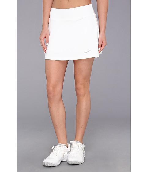 Imbracaminte Femei Nike Straight Knit Skort WhiteMatte Silver