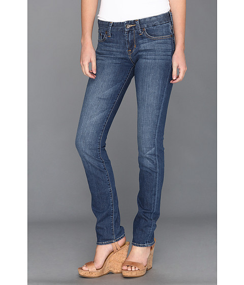 Imbracaminte Femei Lucky Brand Sweet Jean Straight Ankle in Mebane Mebane