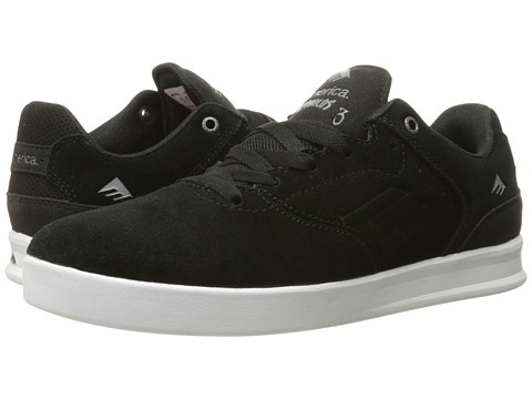 Incaltaminte Barbati Emerica The Reynolds Low BlackSilver
