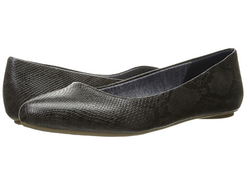 Incaltaminte Femei Dr Scholls Really Dark Grey Oppel Snake