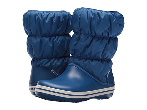 Incaltaminte Femei Crocs Winter Puff Boot Blue JeanBlue Jean