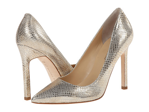 Incaltaminte Femei Ivanka Trump Carra Silver Snake Leather