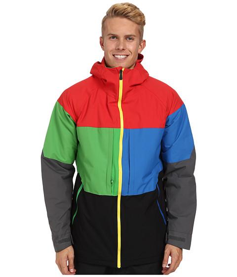 Imbracaminte Barbati Burton Encore Jacket Fang Colorblock