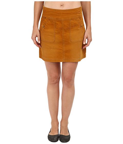 Imbracaminte Femei Prana Canyon Cord Skirt Sahara