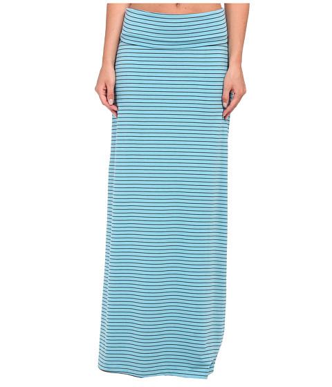 Imbracaminte Femei Carve Designs Abbie Maxi Skirt Light Tahoe Stripe