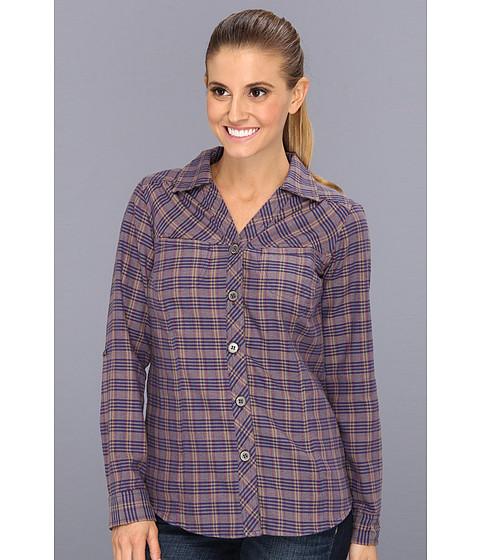 Imbracaminte Femei Royal Robbins Ticaboo Plaid LS Shirt Lavender