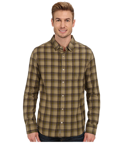 Imbracaminte Barbati ToadCo Open Air Long Sleeve Shirt Avocado