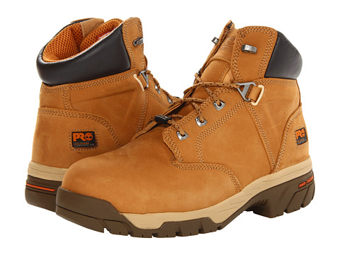 Incaltaminte Barbati Timberland Helix 6quot WP Insulated Comp Toe Wheat
