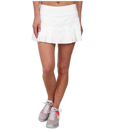 Imbracaminte Femei Nike Woven Pleated Skort WhiteMatte Silver