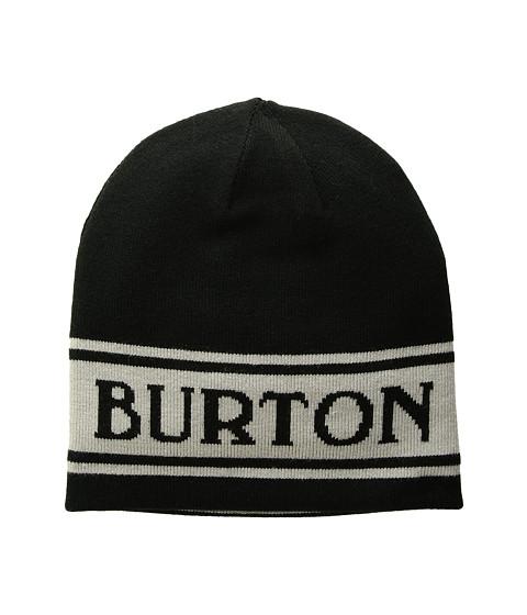 Accesorii Barbati Burton Billboard Beanie True BlackIron Grey