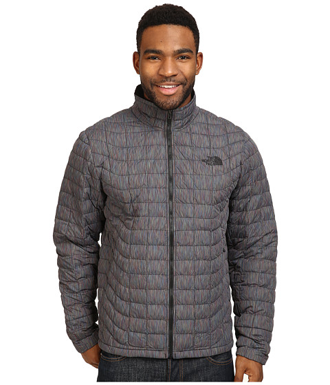 Imbracaminte Barbati The North Face ThermoBalltrade Full Zip Jacket Tnf Black Multicolor (Prior Season)