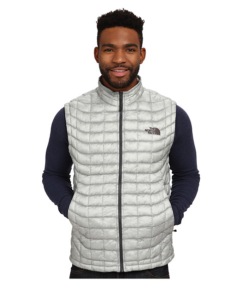 Imbracaminte Barbati The North Face ThermoBalltrade Vest High Rise GreyAsphalt Grey