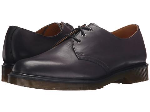 Incaltaminte Barbati Dr Martens 1461 3-Eye Shoe Charcoal Temperley