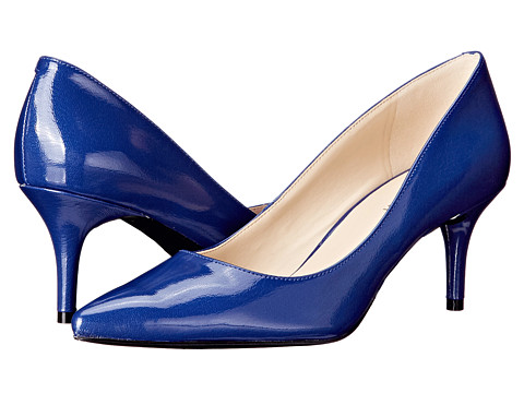 Incaltaminte Femei Nine West Margot Dark Blue Synthetic