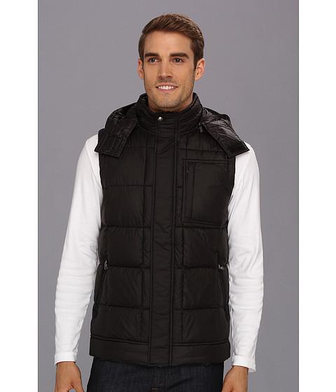 Imbracaminte Barbati UGG Poia II Vest BlackCharcoal