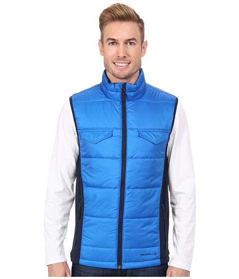 Imbracaminte Barbati Merrell Quentin Vest Directoire BlueInk