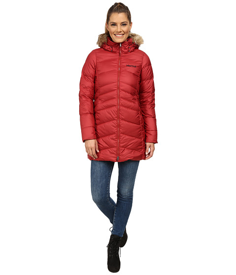 Imbracaminte Femei Marmot Montreal Coat Dark Crimson