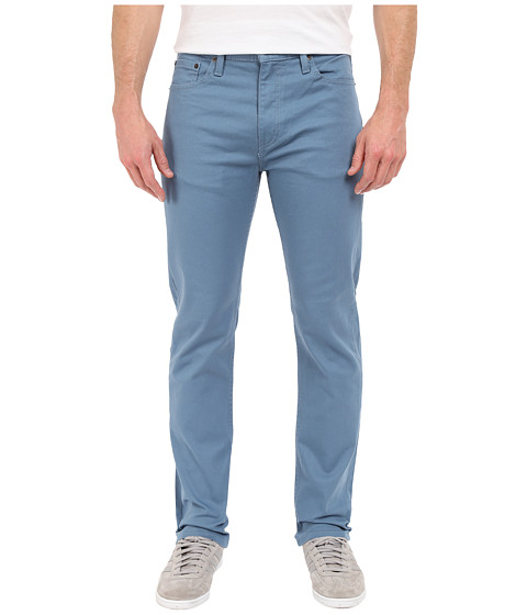 Imbracaminte Barbati Levi's 513trade Slim Straight Fit Copen BlueBull Denim