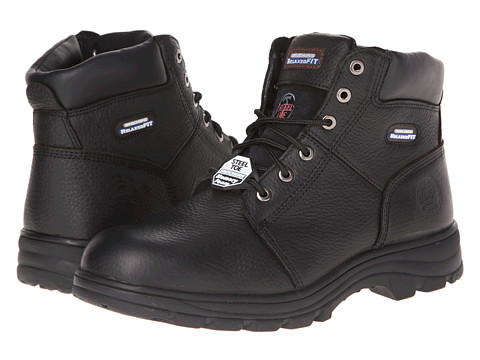 Incaltaminte Barbati SKECHERS Workshire - Relaxed Fit Black