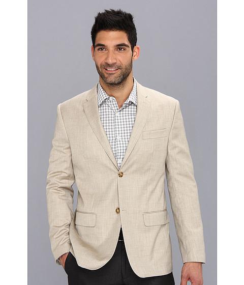Imbracaminte Barbati Perry Ellis Textured Suit Jacket Natural Linen