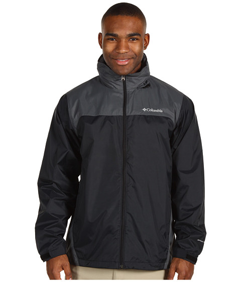 Imbracaminte Barbati Columbia Glennaker Laketrade Rain Jacket BlackGrill 2