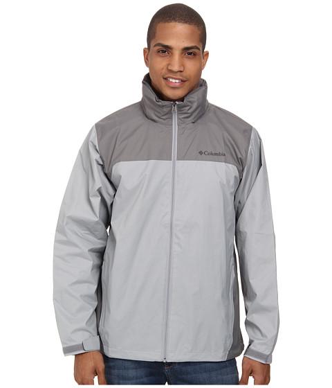 Imbracaminte Barbati Columbia Glennaker Laketrade Rain Jacket Columbia GreyBoulder