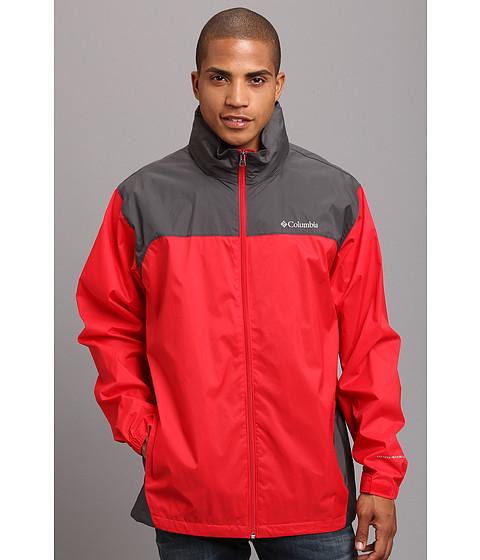 Imbracaminte Barbati Columbia Glennaker Laketrade Rain Jacket Bright RedGrill