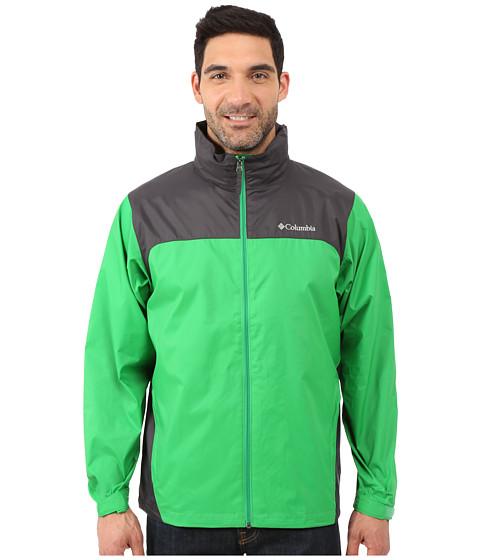 Imbracaminte Barbati Columbia Glennaker Laketrade Rain Jacket Fuse GreenShark