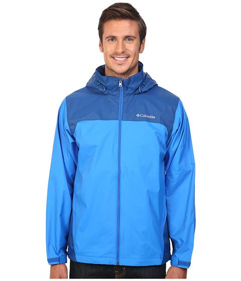 Imbracaminte Barbati Columbia Glennaker Laketrade Rain Jacket Hyper BlueMarine Blue