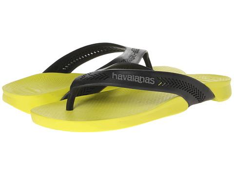 Incaltaminte Barbati Havaianas Wide Flip Flops Neon Yellow