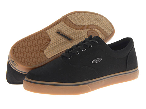 Incaltaminte Barbati Lugz Vet BlackGum Canvas